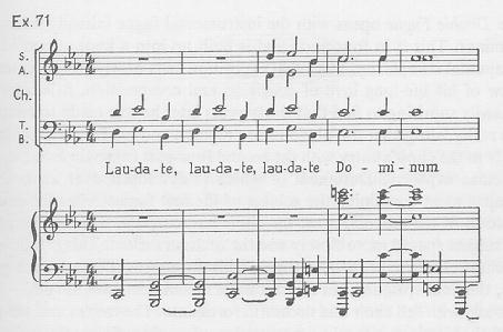 Symphony Of Psalms Analysis 3